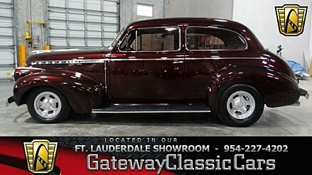 1940 Chevrolet Special Deluxe for sale 100950692