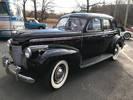 1940 Chevrolet Special Deluxe for sale 100956523