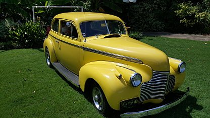 1940 Chevrolet Special Deluxe for sale 100898026