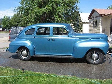 Dodge deluxe classics for sale classics on autotrader for 1940 dodge 4 door sedan