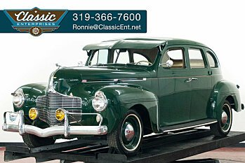1940 Dodge Luxury LIner for sale 100840893