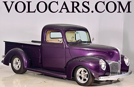 1940 Ford Custom for sale 100752441