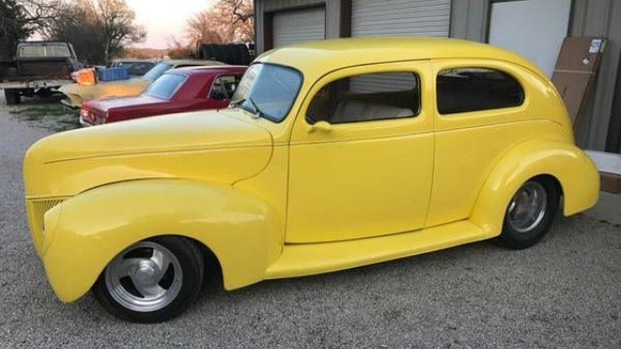 1940 Ford Custom for sale 100880147