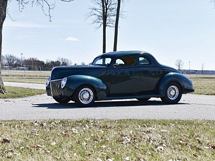 1940 Ford Custom for sale 100985657