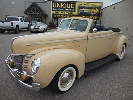 1940 Ford Deluxe for sale 100722043