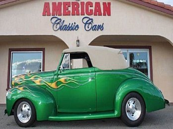 1940 Ford Deluxe for sale 100724468