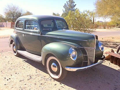 1940 Ford Deluxe for sale 100728643