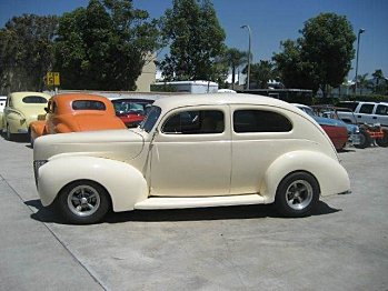1940 Ford Deluxe for sale 100732196