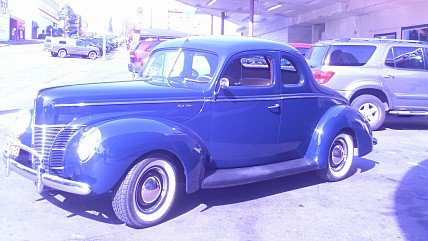 1940 Ford Deluxe for sale 100736311