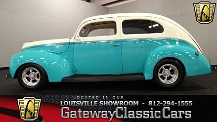 1940 Ford Deluxe for sale 100740913