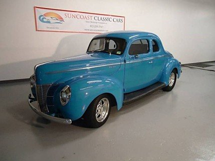 1940 Ford Deluxe for sale 100769023