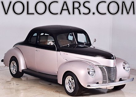 1940 Ford Deluxe for sale 100795473