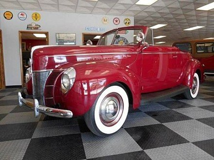 1940 Ford Deluxe for sale 100809300