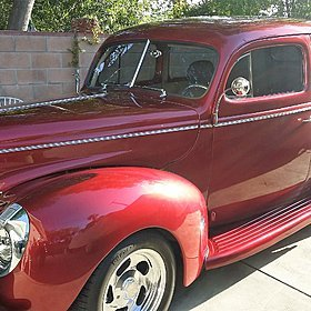 1940 Ford Deluxe for sale 100855236