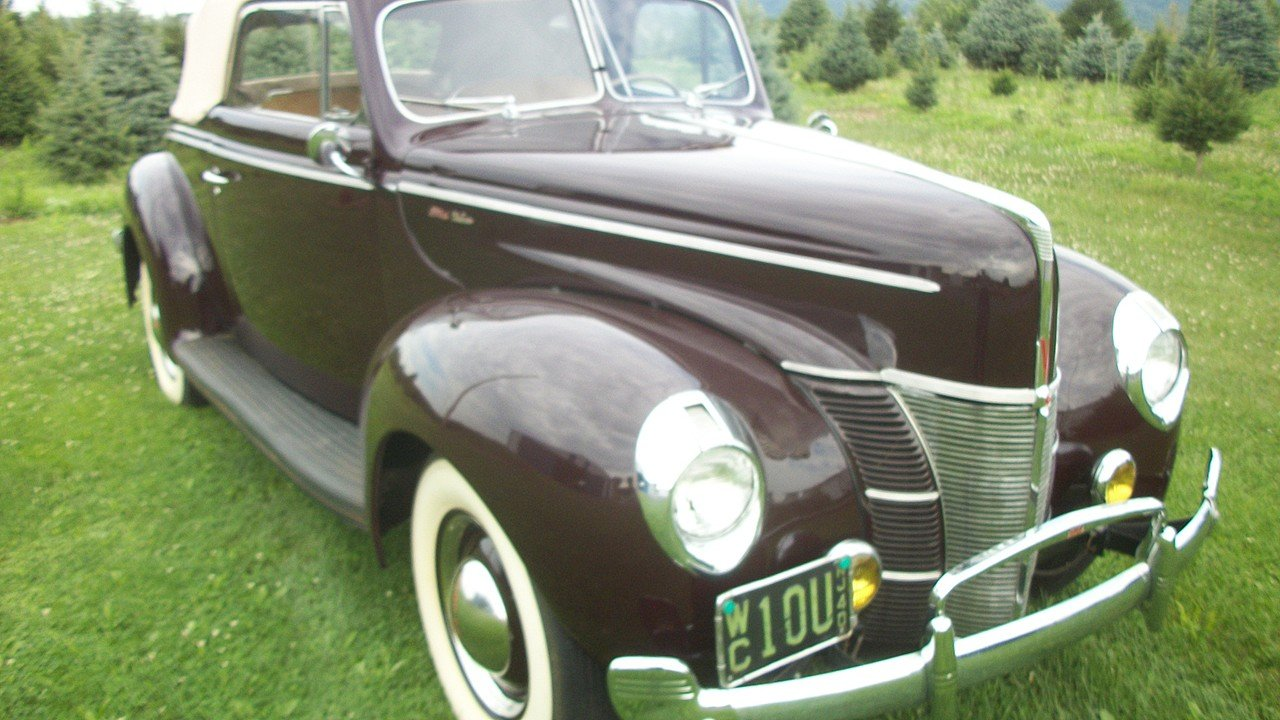 1940 Ford Deluxe for sale 100868869