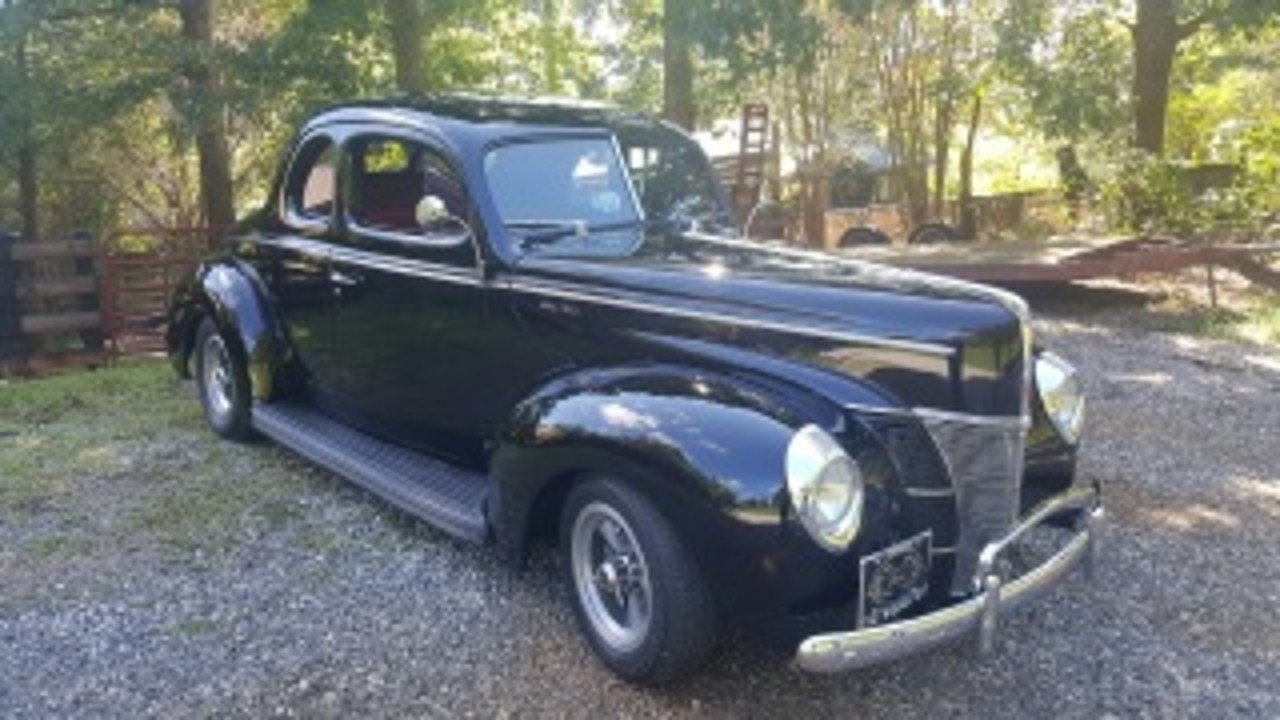 1940 Ford Deluxe for sale 100893576
