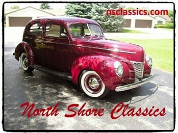 1940 Ford Deluxe for sale 100777585