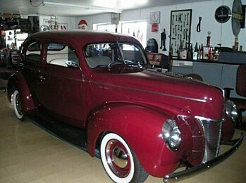 1940 Ford Deluxe for sale 100822840