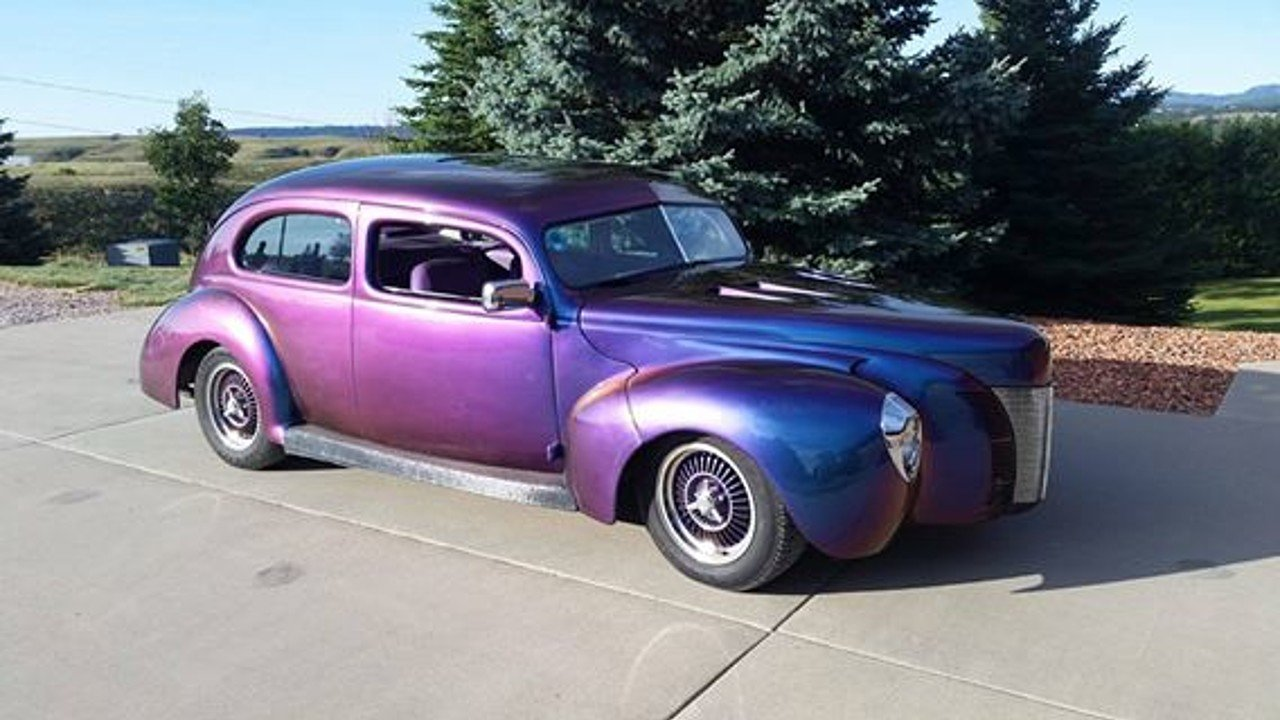 1940 Ford Deluxe for sale 100834618