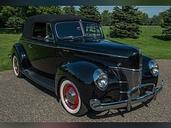 1940 Ford Deluxe for sale 100863049