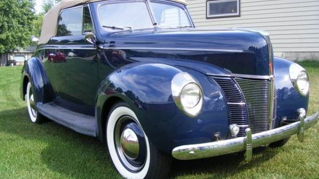 1940 Ford Deluxe for sale 100890184