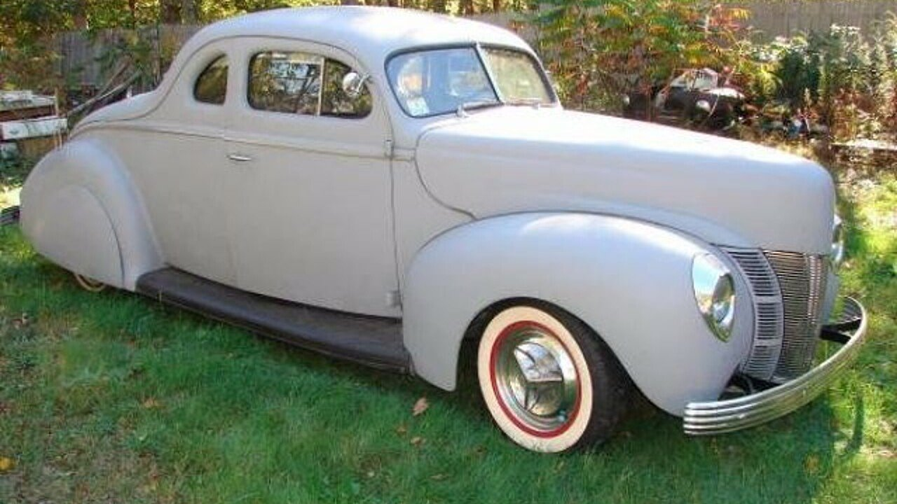 1940 Ford Deluxe for sale 100903592