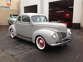 1940 Ford Deluxe for sale 100930896