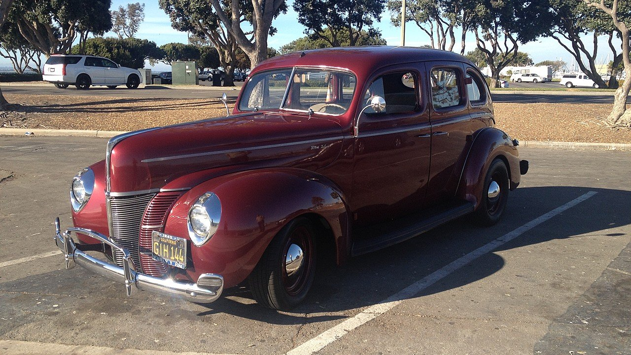 1940 Ford Deluxe for sale 100944280