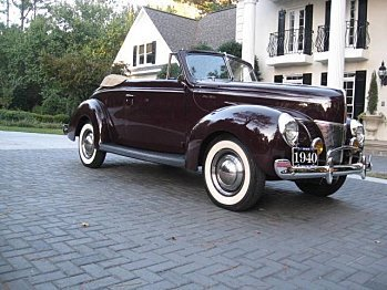 1940 Ford Deluxe for sale 100961642