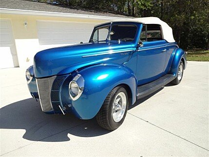 1940 Ford Deluxe for sale 100966808
