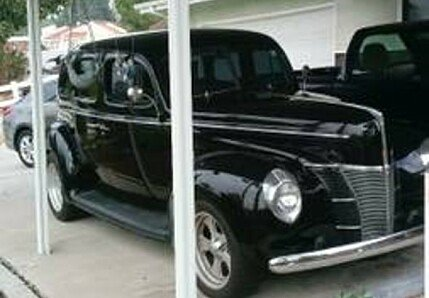 1940 Ford Deluxe for sale 100952110