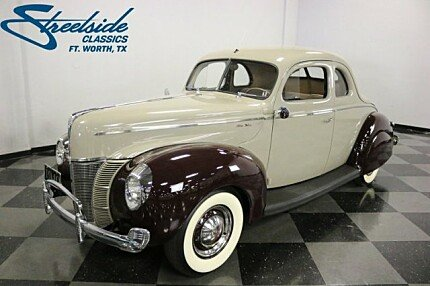 1940 Ford Deluxe for sale 100954691