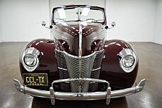 1940 Ford Deluxe for sale 100980618