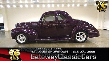 1940 Ford Other Ford Models for sale 100772307