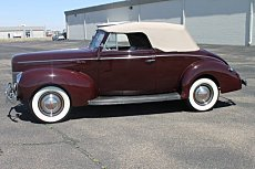 1940 Ford Other Ford Models for sale 100852857