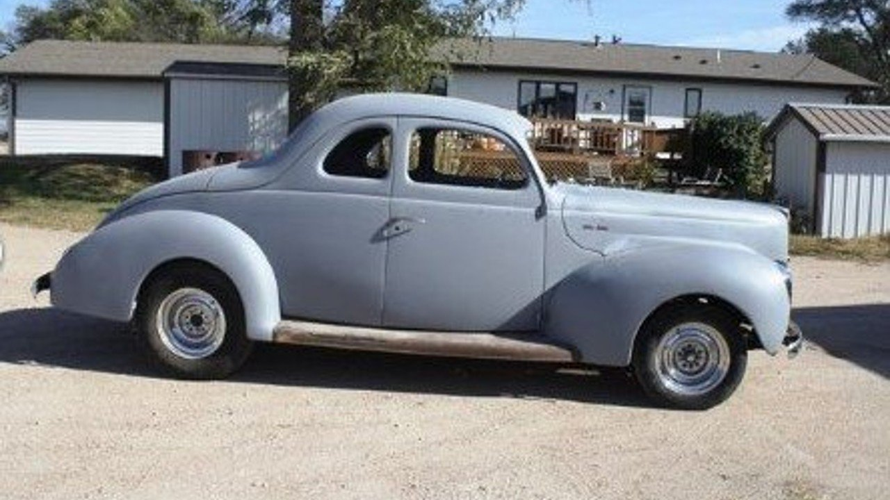 1940 Ford Other Ford Models for sale 100856384