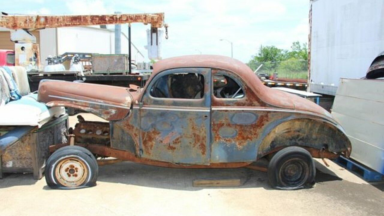 1940 Ford Other Ford Models for sale 100790284