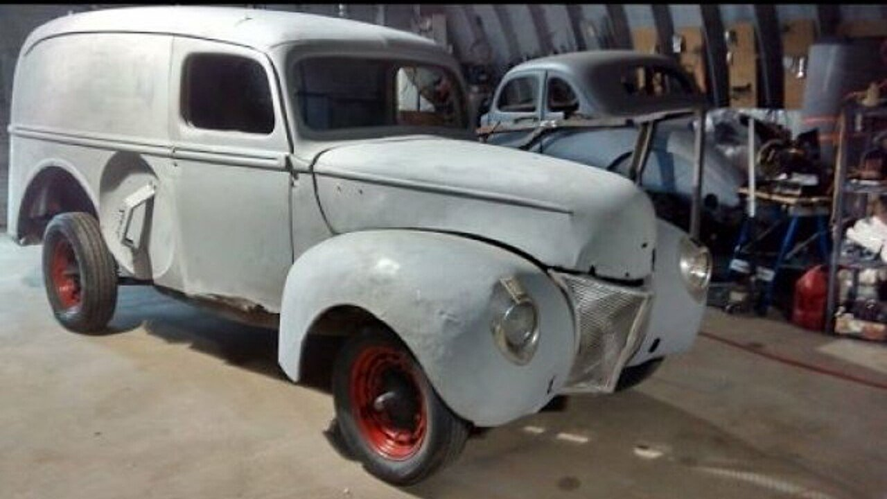 1940 Ford Other Ford Models for sale 100842176