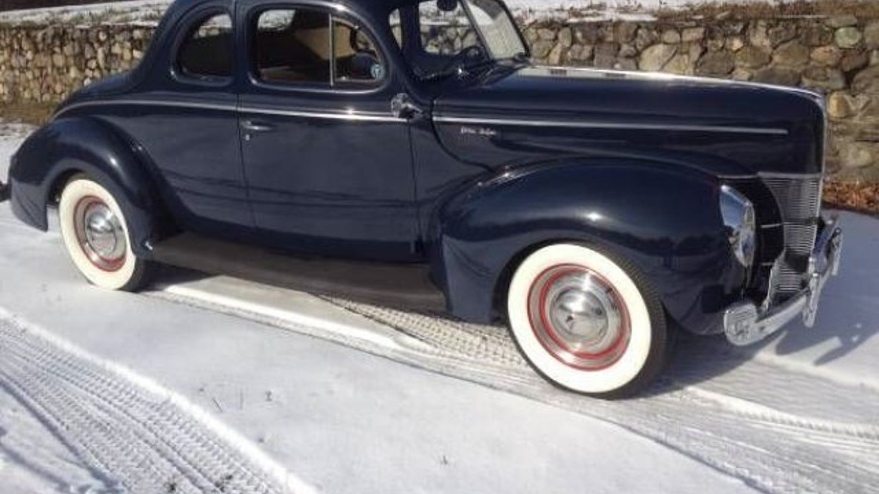 1940 Ford Other Ford Models for sale 100895802