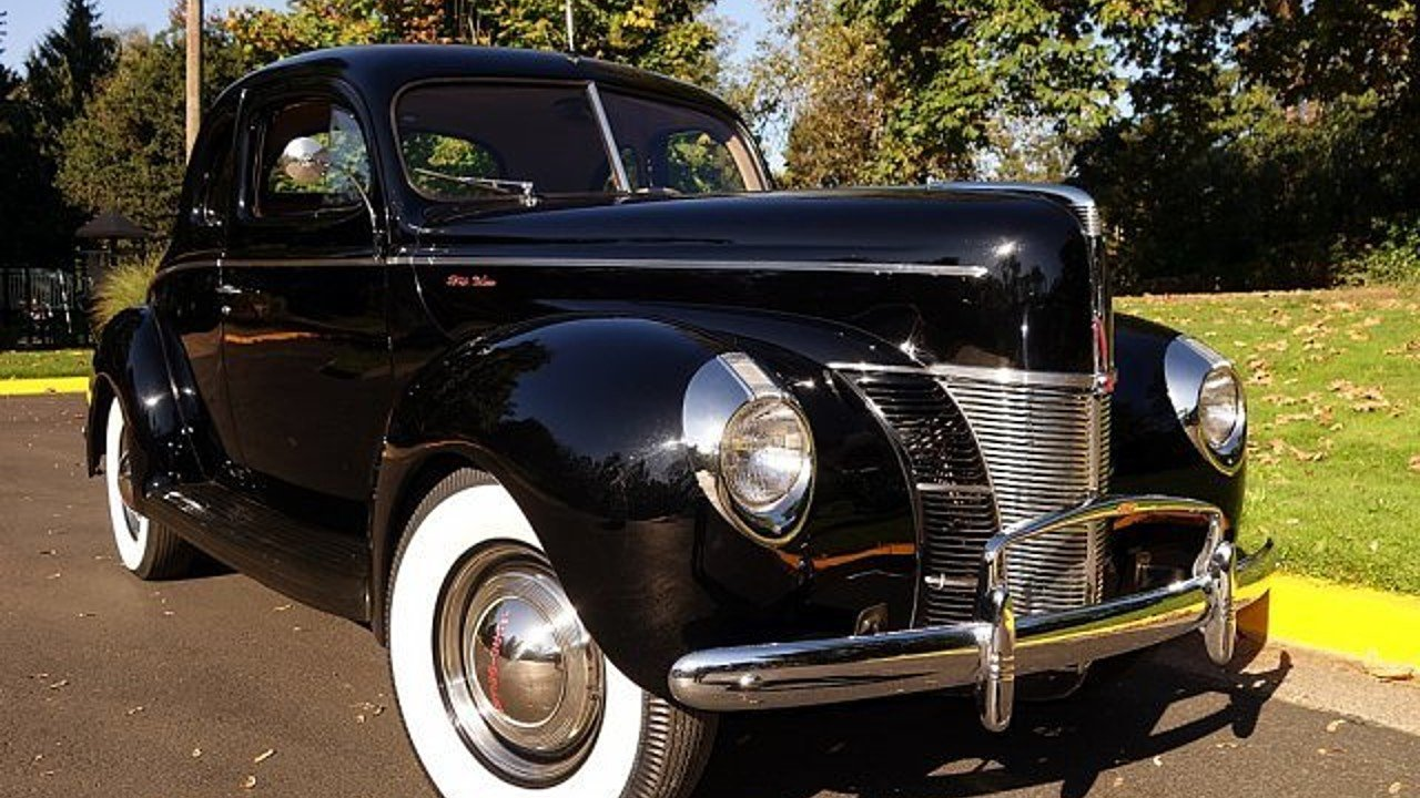 1940 Ford Other Ford Models for sale 100912654