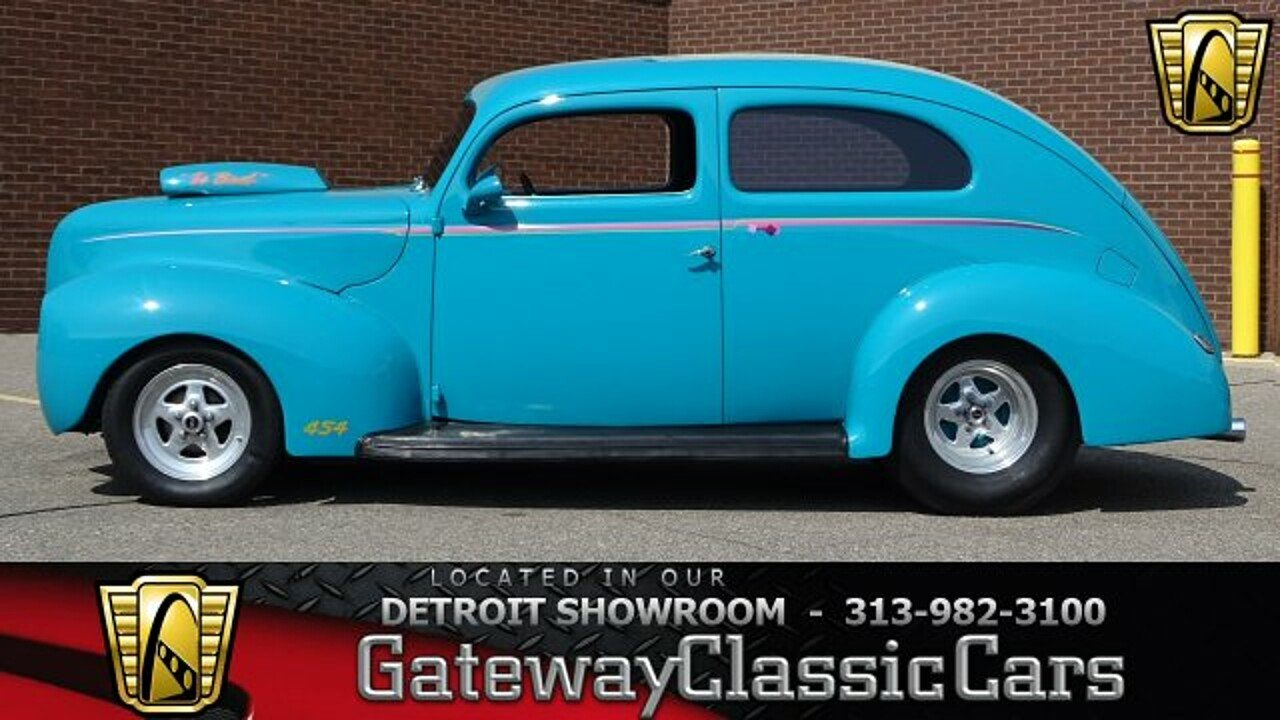 1940 Ford Other Ford Models for sale 100948629