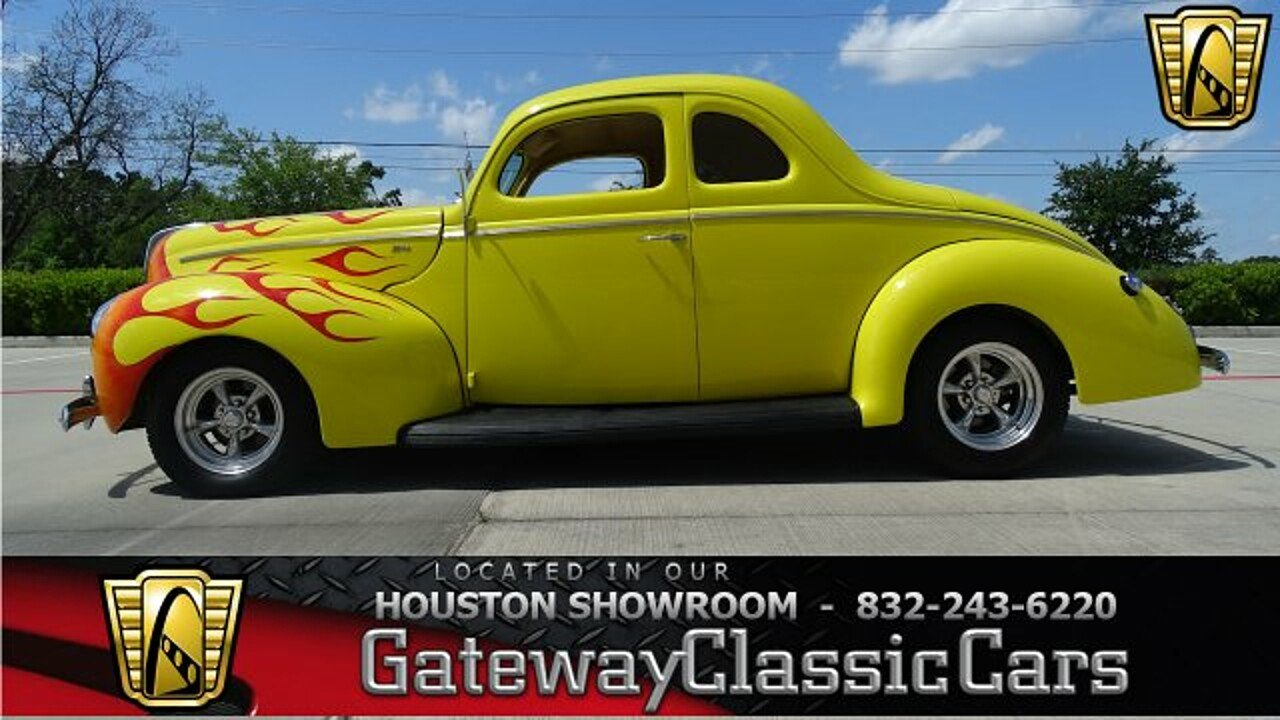 1940 Ford Other Ford Models for sale 100984980