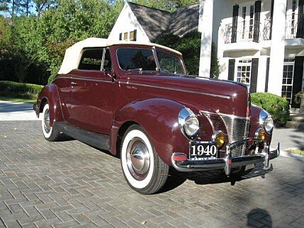1940 Ford Other Ford Models for sale 100813212