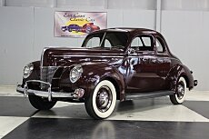 1940 Ford Other Ford Models for sale 100836736