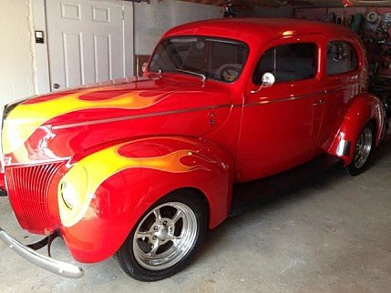 1940 Ford Other Ford Models for sale 100880021