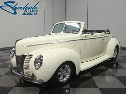 1940 Ford Other Ford Models for sale 100945529