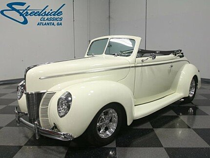 1940 Ford Other Ford Models for sale 100947927