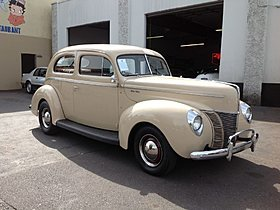 1940 Ford Other Ford Models for sale 100985380