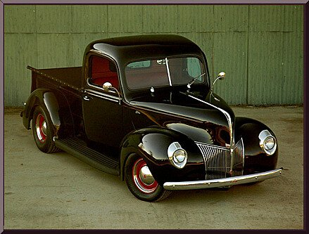 1940 Ford Pickup for sale 100736837