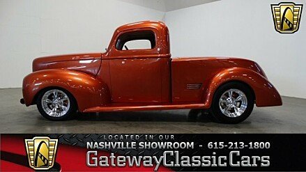 1940 Ford Pickup for sale 100771333